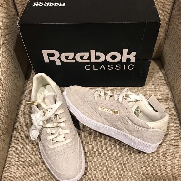 Reebok Shoes   Nib Reebok Classic C85